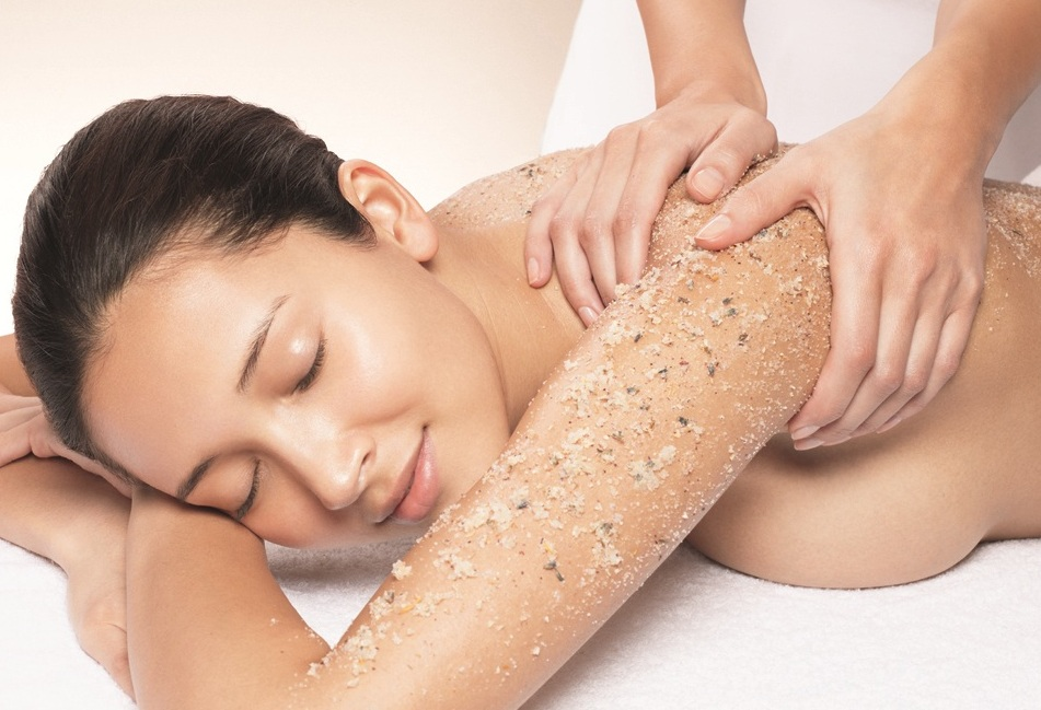 body-scrub gran massage