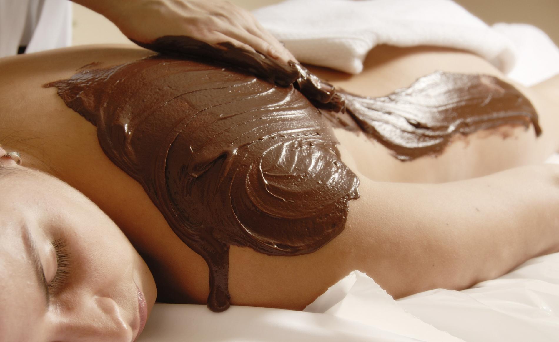 gran massage hot chocolate massage
